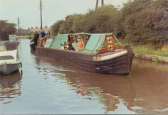 Canals - The Nuneaton and North Warwickshire Local and Family History Web Site - Canals – The Nuneaton and North Warwickshire Local and Family History Web Site - Canal Boat, Narrowboat, History Channel, Coventry, Family History, United Kingdom, World, Boating, Rivers