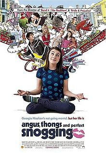 Angus, Thongs and Perfect Snogging - Does anyone else that is fans of the books think that Georgia and Dave The Laugh should be together <3