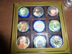 Personalized and Custom Made Chocolate Covered by NelliesHomeMade