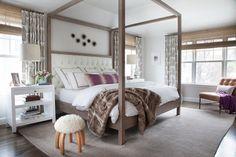 Design Crush! Inside A Famous Interior Designers' Master Suite