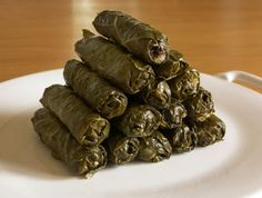 Warak Enab is a well known Middle Eastern recipe. It is a perfectly stuffed grape leaf that involves quite a bit of effort and time, however it truly is worth the wait!