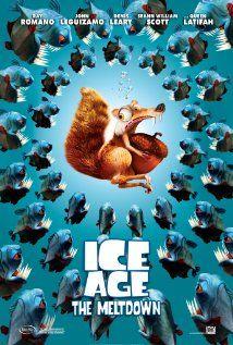 ICE AGE: THE MELTDOWN.  Director: Carlos Saldanha.  Year: 2006.