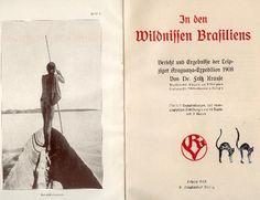 Fritz Krause. In den Wildnissen Brasiliens