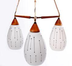 Danish Modern Hanging Lamp