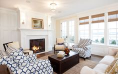 Architectural Portfolio - traditional - living room - portland - Shawn St.Peter Photography