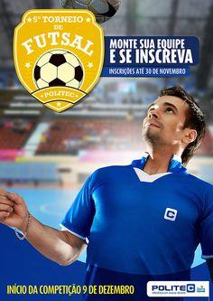 Campanha Torneio de Futsal.
