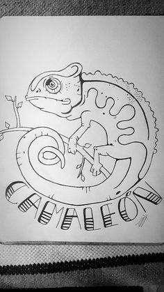 11 Ideas De Dibujos Dibujos Dibujos De Camaleones Dibujos Ovnis