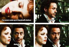 Sherly & Irene--Sherlock Holmes