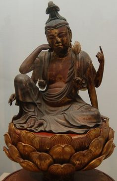 Kannon Bodhisattva (Bosatsu) - Goddess of Mercy, One Who Hears Prayers of the World, Japanese Buddhism Art History