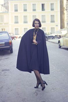 YSL Haute Couture fw 1973.