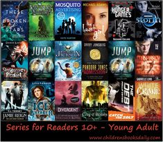 Series for Readers Age 10 – YA There is nothing better than using the school holidays as a chance to become totally immersed in the world of a brilliant book series! I remember reading John Marsden's iconic 'Tomorrow When the War Began' series during one Christmas holidays (in my twenties!) and never wanting the holidays …