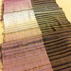 Linen,MAWATA Silk Stole