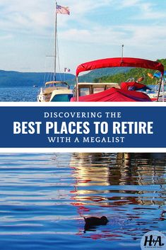 Work Travel, Travel Usa, Best Places To Retire, Moving To Another State, Retirement Advice, Travel Trailer Camping, Beautiful Places To Live, Senior Living, Best Cities