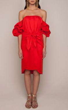 Poppy Dress by Johanna Ortiz for Preorder on Moda Operandi