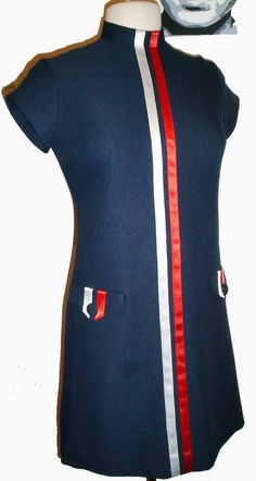 The Carnaby Streak Mod Dress/Mod dresses