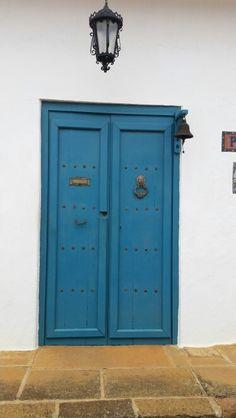 Casas de Barichara Tall Cabinet Storage, Locker Storage, Entrance Doors, Lockers, Home Goods, Sweet Home, San, Cool Stuff, House