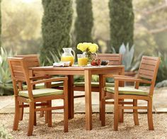 hampton bay fall river 7piece patio dining set with dragon fruit the home depot patio dining sets pinterest fall river patio - Martha Stewart Outdoor Furniture