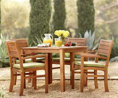 Martha Stewart Living Lake Carolina 5-Piece Dining Set