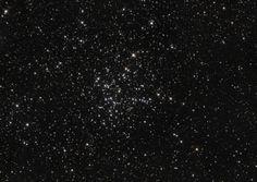 Splashy Open Cluster: M38  js