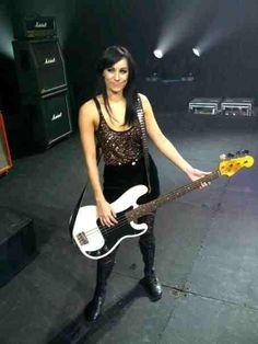 Lauren Harris, Classically Trained, British Rock, Iron Maiden, Gym Equipment, Daughter, Singer, Bike, Actors