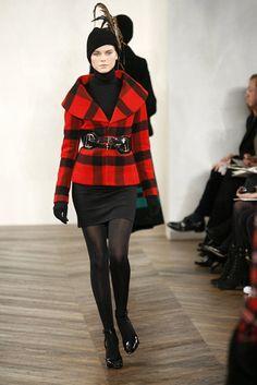 Ralph Lauren - 2008 - Autumn/ Winter Collection.