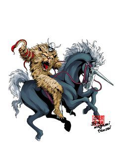 Image Result For Persona Monsters Lion Character Sketches Character Design Creature Design
