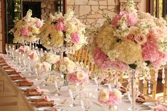 soft and romantic - Dellables Florals with Event Planner Sweet Pea Events