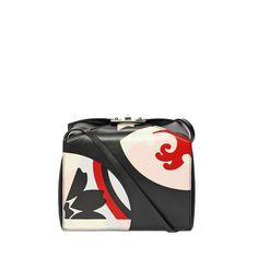 ALEXANDER MCQUEEN|Bags|Kansai Circles Leather Box Bag