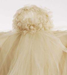 5 Vintage Wedding Veils for Bridal Gowns