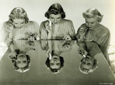 mudwerks:    (via Old Hollywood Glamour: Mirror, Mirror)