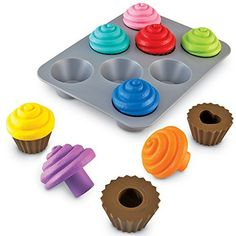 Learning Resources Smart Snacks Shape Sorting Cupcakes, http://www.amazon.com/dp/B00AE9RJ6A/ref=cm_sw_r_pi_awdm_Kljhwb1QSJHKC