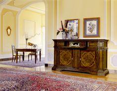 Credenza Con Ribalta : Credenza palazzo alfieri sideboard mobili e arredamenti