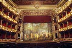 A restoration period theatre