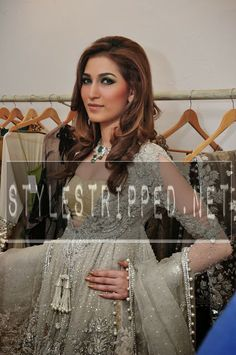 Style Stripped - Pakistan's Premier Fashion and Style Portal.: Events: Elan and Sherezad at Labels Pakistani Dresses, Asian Fashion, Portal, Sequin Skirt, Events, Deep, Pure Products, Bridal, How To Make