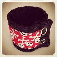 Boys wrist cuff || Ditto Crafts