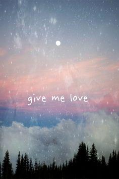 ,Um grito de amor