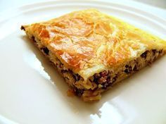 No Salt Recipes, Other Recipes, Cooking Recipes, Savory Pastry, Savoury Baking, Finnish Recipes, Good Food, Yummy Food, Eat Lunch