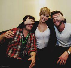 Josh. Jen. Liam.