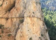 el caminito del rey spain the most dangerous walkway in the world - Google Search