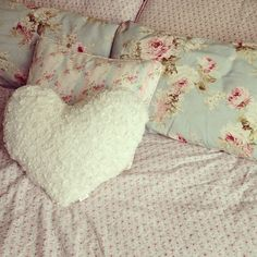 I love the pillows