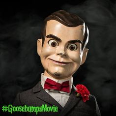 We've got a great for you today for fans of Goosebumps Slappy - how to turn yourself into Slappy!