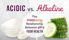 Fascinating info.   How to help your body help you http://www.livestrong.com/article/47620-acid-vs.-alkaline-body/