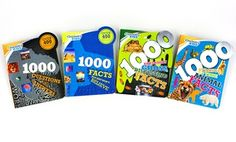 Groupon - Discovery Kids 4000 Facts 4-Book Set in [missing {{location}} value]. Groupon deal price: $24.99