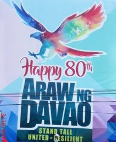 80th Araw ng Davao by the Numbers