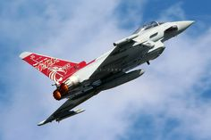 Royal Air Force Eurofighter Typhoon FGR4 ZK353-BQ (29(R) Squadron Centenary Jet) - RAF Coningsby