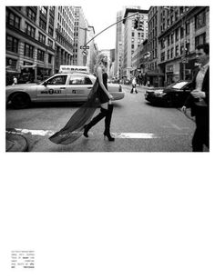 city and high fashion