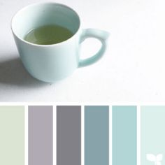 Accent Colors For Duck Egg Blue Google Search Design Seeds Color Swatches