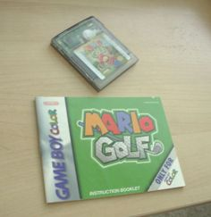 Electronics, Cars, Fashion, Collectibles, Coupons and Gameboy Games, Game Boy, Luigi, Booklet, Digital Camera, Baby Items, Coupons, Mario, Golf