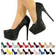 Platform Stilettos, High Heels Stilettos, Stiletto Heels, Suede Shoes, Pump Shoes, Shoes Heels, Sparkly Heels, Fashion Heels, Ladies Party