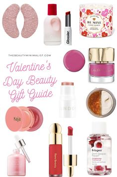 Top 10 Valentine's Day Gift Ideas for the Beauty Lover Best Beauty Tips, Beauty Hacks, Hair Care Brands, Pink Highlights, Laneige, Drugstore Beauty, Gold Eyes, Lipstick Shades, Everyday Makeup